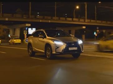 2016 Lexus RX // Моторы
