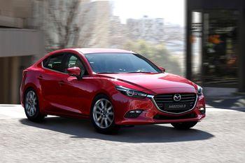 Mazda 3 2016 *