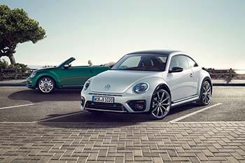 Volkswagen Beetle 2016 *