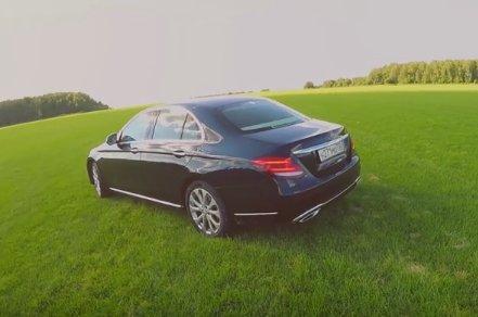 2017 Мерседес Бенц Е Класс W213 // Clickoncar