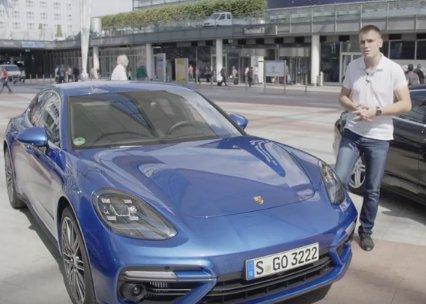 2016 Porsche Panamera // InfoCar