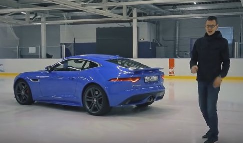 2016 Jaguar F-Type // AcademeG