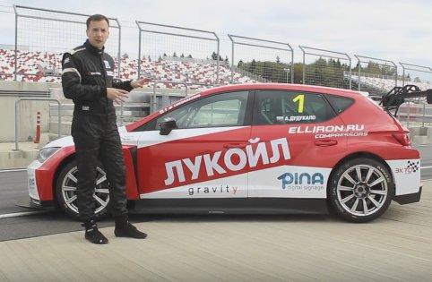 2016 Seat Leon самый быстрый кольцевой автомобиль в России // Авторевю