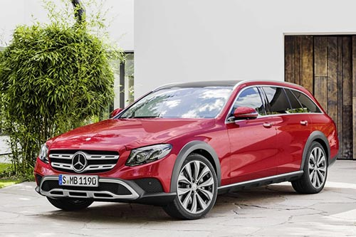 Mercedes-Benz E-Class All-Terrain