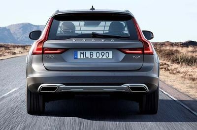 Volvo V90 | Cross Country