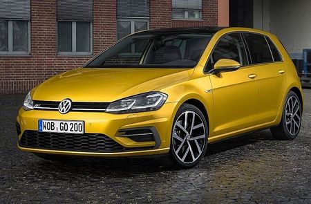 Volkswagen Golf 2017*
