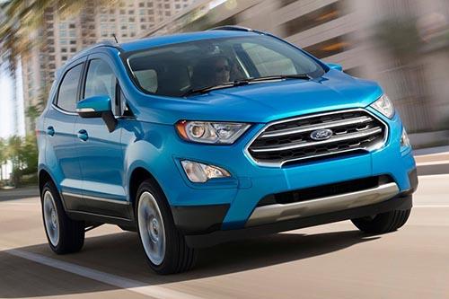 Ford Ecosport 2018*