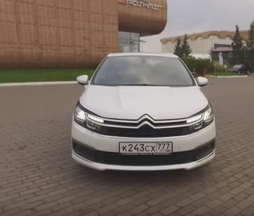 2017 Citroen C4 Facelift // АвтоВести