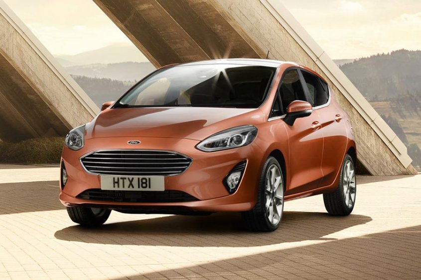 Ford Fiesta 5-door 2017