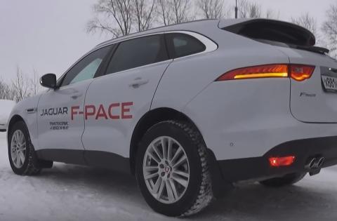 2017 Jaguar F-Pace (X761) 2.0d AWD // MegaRetr