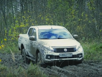 2017 Fiat Fullback // Auto Live