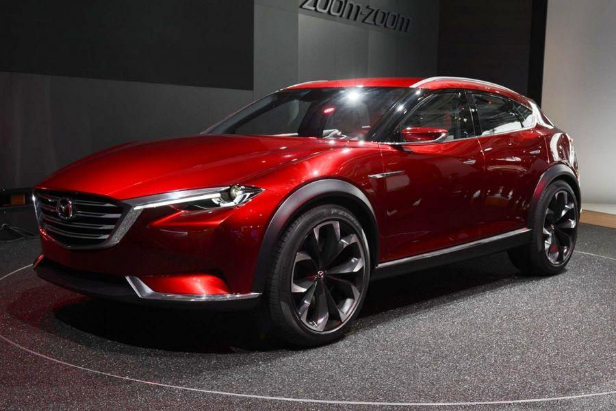 Mazda CX-7 2017