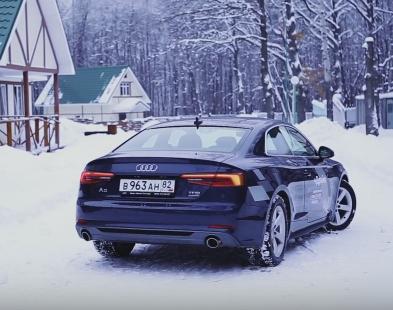 2017 Audi A5 Coupe // Игорь Бурцев
