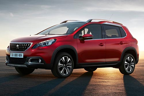 Peugeot 2008 2017 *