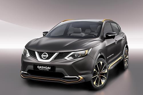 Nissan Qashqai 2017 *