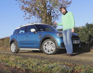 2017 Mini Countryman Cooper S // DRIVE