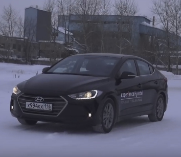 2017 Hyundai Elantra 2.0 // MegaRetr