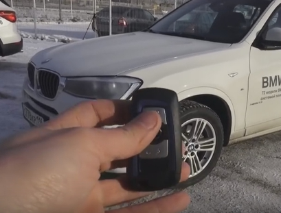 2016 BMW X3 xDrive 20i AT M Sport (F25) // MegaRetr