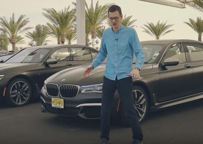 2017 BMW 7-Series M760Li — самая быстрая серийная в истории // AcademeG