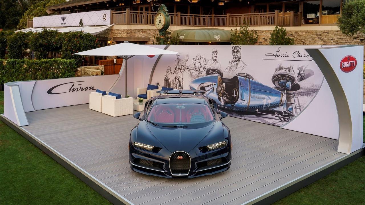 12 фактов о Bugatti Chiron