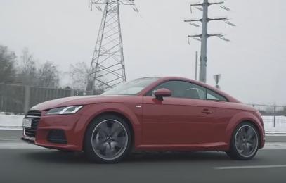 2017 Audi TT // Anton Avtoman