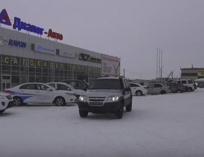 2017 Шевроле Нива Limited Edition // MegaRetr