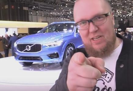 2018 Volvo XC60 // Большой тест-драйв