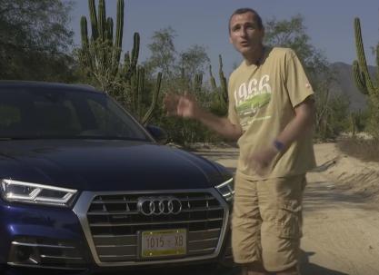 2017 Audi Q5 // Авторевю