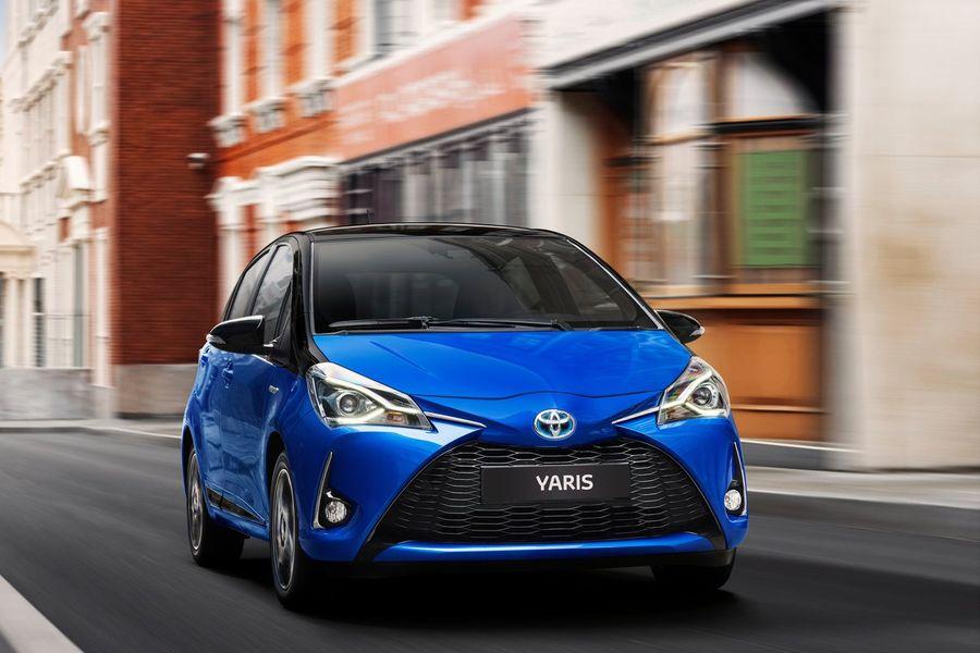 Toyota Yaris 2017*