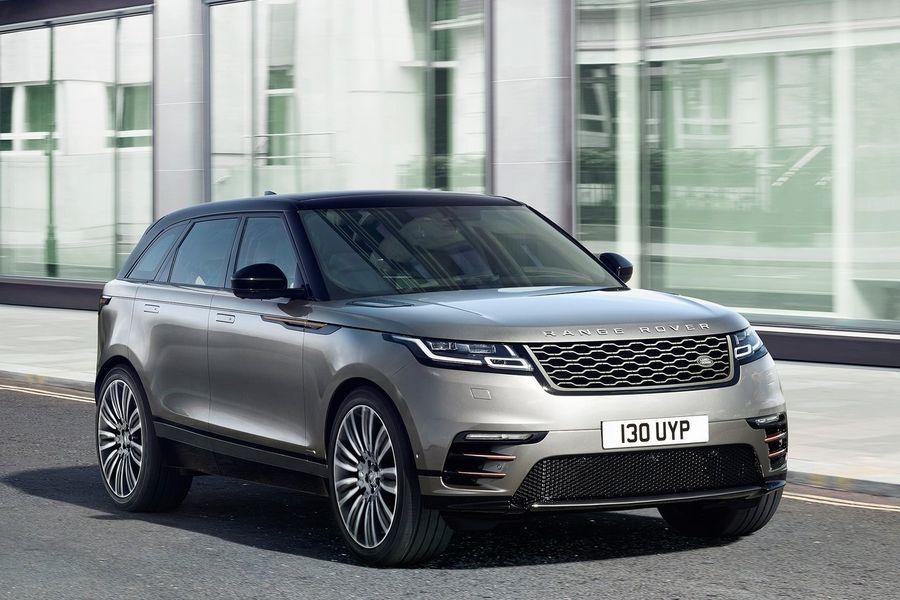Land Rover Range Rover Velar 2017