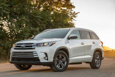 Toyota Highlander 2017*