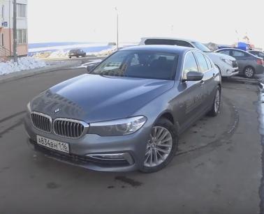 2017 BMW 520d xDrive G30 // MegaRetr