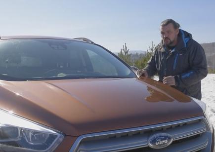 2017 Ford Kuga // #ЧУДОТЕХНИКИ