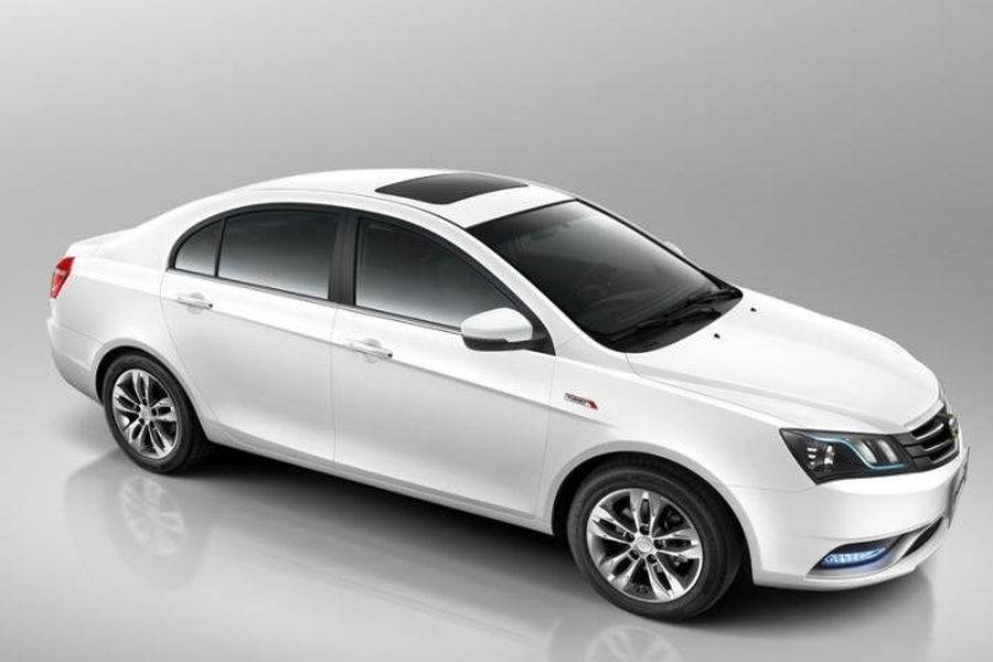 Geely Emgrand 7 2017*