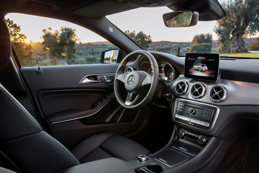 Mercedes gla 2017 review