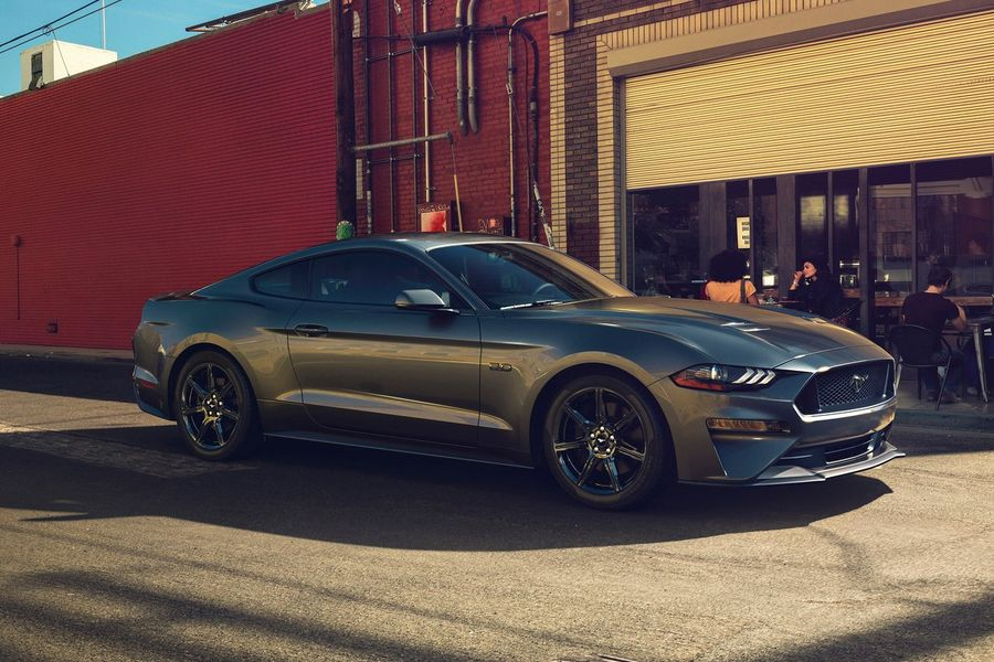 Ford Mustang 2018*