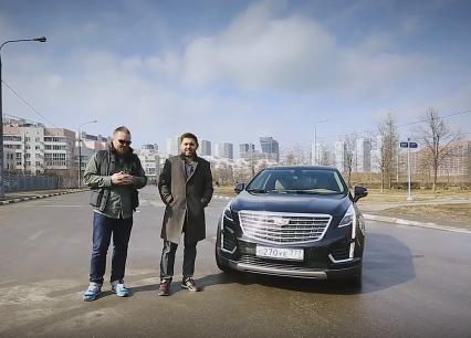 2017 Cadillac XT5 // Большой тест-драйв