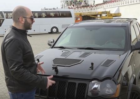 2017 Jeep SRT8 Twin Turbo 1000+ л.с // DragtimesInfo