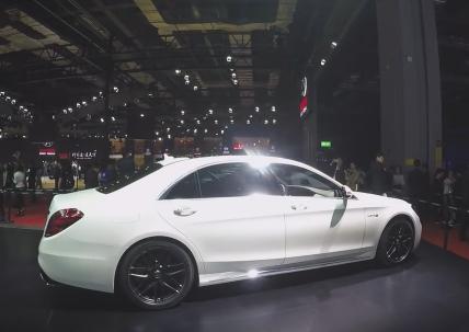 Mercedes-Benz S-class 2018 W222 рестайлинг // Большой тест-драйв