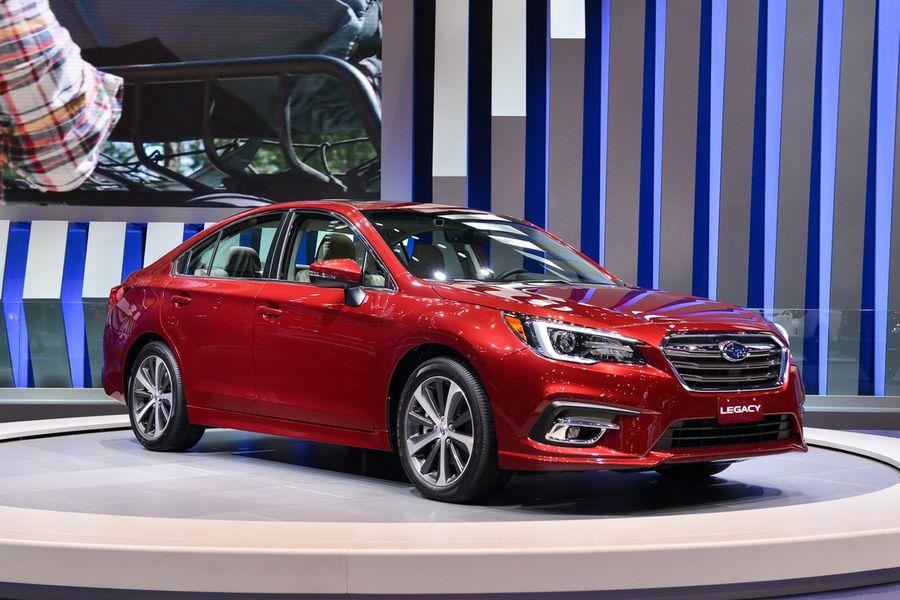 Subaru Legacy 2017*