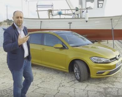 2017 Volkswagen Golf // Две Лошадиные Силы