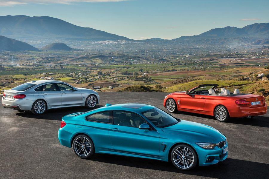 BMW 4 Series 2017*