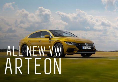 2018 NEW VW ARTEON // Большой тест-драйв