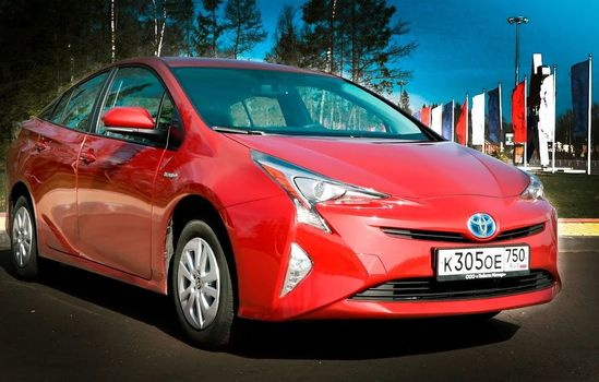 2017 Toyota Prius // ATDrive