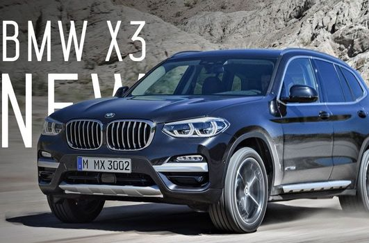 2018 BMW X3 // Большой тест-драйв