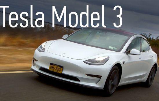 2018 Tesla Model 3 // Авторевю