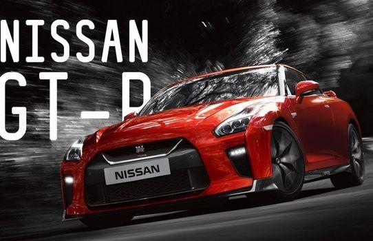2017 NISSAN GT-R // Большой тест-драйв