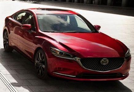 Mazda 6 2018*