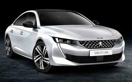 Peugeot 508 2018-2019