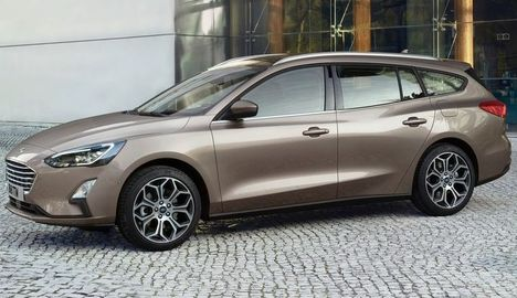 Ford Focus Wagon 2018-2019